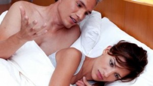 Man and Woman Sexual Health Problems